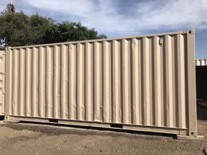 20ft Shipping container cargo container storage storage shed 20foot shipping container 20' shipping container 20' container transport tuff shed for Sale in Pomona, CA