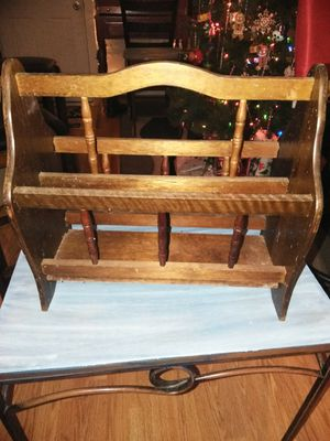 Magazine rack for Sale in Garden City, MI