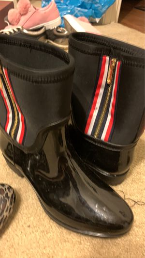 Tommy Hilfiger Rain Boots for Sale in Greensboro, NC