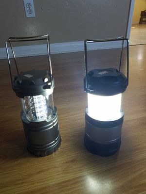 2 Cascade Mountain Lamps for Sale in San Diego, CA