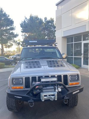2001 Jeep Cherokee sport Xj 4x4 for Sale in Loma Linda, CA