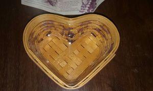 Longaberger Basket: for Sale in Woodland, WA