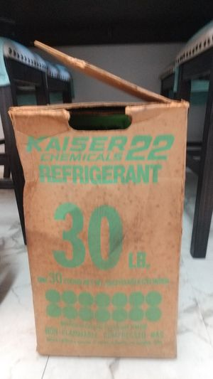 Kaiser R22 freon for Sale in Westmont, IL