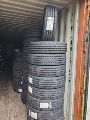 235/80/16 NEW TRAILER TIRES 14PLY ALL STEEL FOR 135 DOLLARS EACH FINANCING AVAILABLE 90 DAYS SAME AS CASH for Sale in Houston, TX
