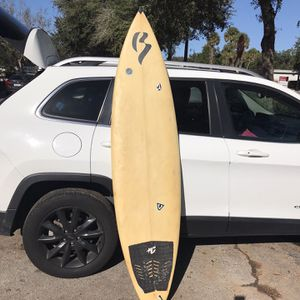 Surfboard 6'1 Made By Barros for Sale in Lake Mary, FL