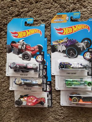 FRIGHT hot Wheels for Sale in Denver, CO