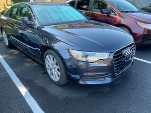 2014 Audi A6 3.0T Quattro Premium Plus, 2 owners, clean carfax, 17 service records. We finance!! for Sale in PA, US
