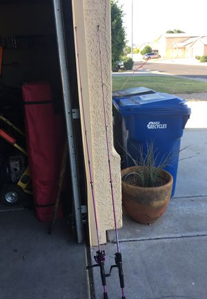 Kids fishing rods for Sale in Mesa, AZ
