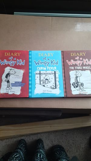 Diary of a wimpy kid books for Sale in Fremont, CA
