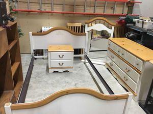 Full Bedroom Set for Sale in Buckley, WA