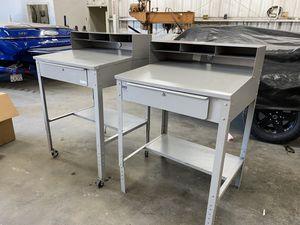 Uline Metal Desk for Sale in Richmond, CA