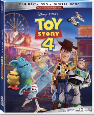 Toy story 4 in Blu-ray Disney marvel Harry Potter the Star Wars movies 3D Bluray and dvd collectibles for Sale in Everett, WA