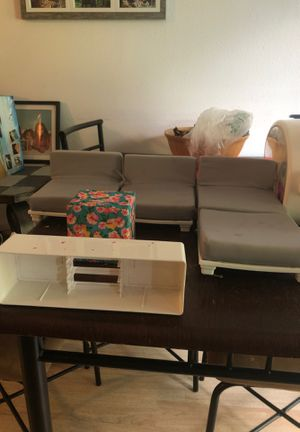 American girl doll living room set for Sale in Sarasota, FL