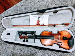Violin new 4/4 for Sale in Sacramento, CA