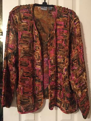 Large Chico's Jacket for Sale in Raymore, MO