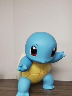 Japanese anime Pokemon figure toy 1:1 scale squritle for Sale in Whittier,  CA