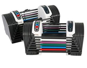 PowerBlock Sport 24 Adjustable Dumbbell, 24 lbs (Set of 2) for Sale in Cleveland, OH