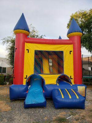 Jumpers , Chairs Tables Available for Sale in Corona, CA