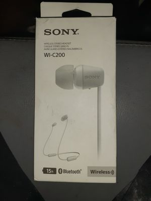 Sony Bluetooth Headphones for Sale in Lawrence, MA