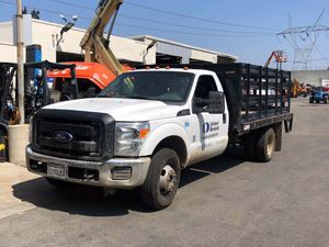 Ford F-350 12ft Stake Bed Truck for Sale in San Juan Capistrano, CA