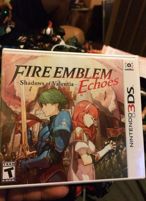 Fire emblem echoes Nintendo 3ds BRAND NEW for Sale in East Los Angeles, CA