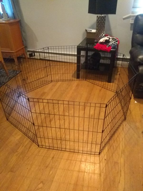 Cage for puppy dog