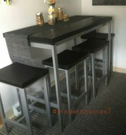 Compact breakfast nook dining table set for Sale in Anaheim,  CA