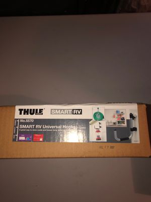 Thule SMART RV Universal Hooks (2 hooks) for Sale in East Haven, CT