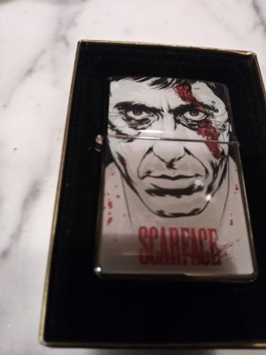Badass Scarface Two sided quality lighter brand new for Sale in Bensalem, PA