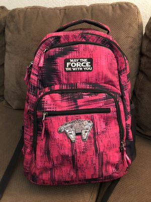Star Wars Laptop Tech Backpack for Sale in Glendale, AZ