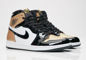 Jordan 1 NRG Gold Toe for Sale in Santa Monica, CA