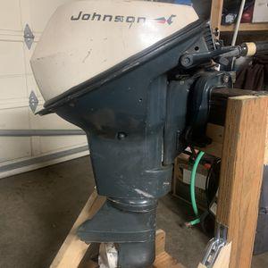 9.5 Hp Johnson for Sale in Auburn, WA
