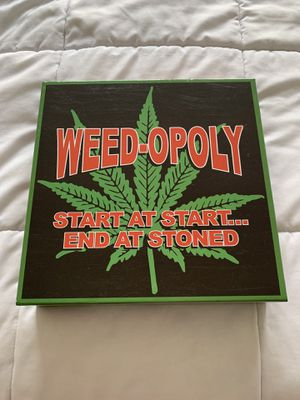 WEED-OPOLY board game for Sale in Orlando, FL