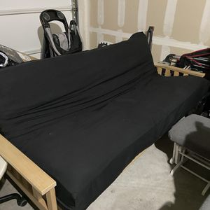 Futon With Mattress for Sale in Georgetown, TX