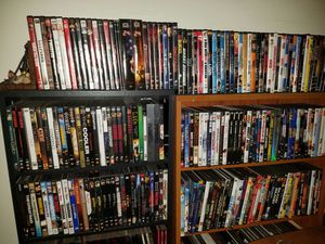 Dvd's $1 each for Sale in Parrish, FL