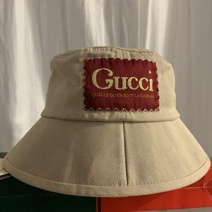 Gucci Bucket Hat ⭐️ for Sale in Anaheim, CA