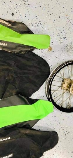 Kawasaki Kx100 16in Rear Wheel for Sale in Haysville,  KS