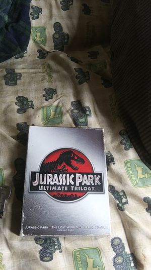 Jurassic Park dvd collection for Sale in Caryville, FL