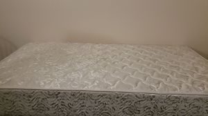Twin bed spring mattress for sale for Sale in Scottsdale, AZ