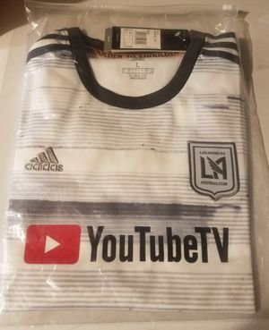 19/20 ADIDAS LAFC AWAY WOMAN'S JERSEY for Sale in Montebello, CA