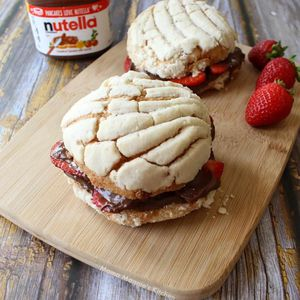 🔥❤️ Nutella Filled Conchas 🔥❤️ for Sale in Los Angeles, CA