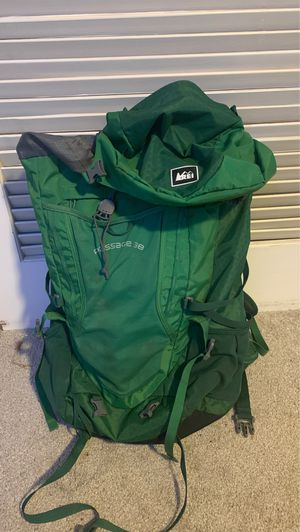 REI passage 38 kids backpacking/hiking pack for Sale in Gig Harbor, WA