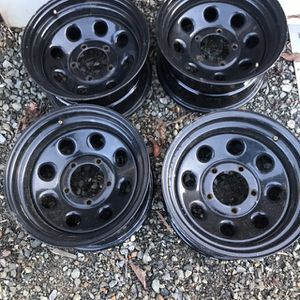 15x8x5.5 Bolt Pattern for Sale in Marysville, WA