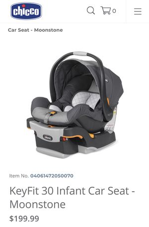 KeyFit 30 Infant Car Seat - #1-rated Infant Car Seat in America! for Sale in Winter Park, FL