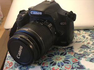 Canon 500D with lenses for Sale in Boston, MA