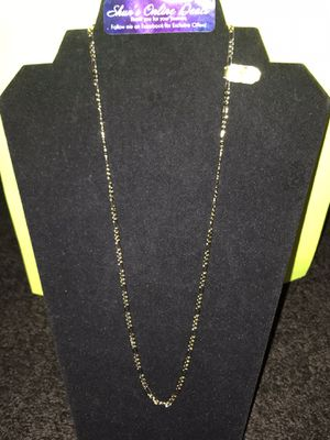 Gold Plated Small Link Chain for Sale in Milwaukee, WI