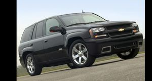 2006 Chevy Trailblazer SS parts for Sale in Delair, NJ