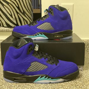 Jordan 5 Grape Size 11 for Sale in Newport News, VA