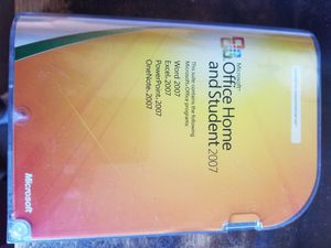Microsoft Home & Student 2007 for Sale in Cave Creek, AZ