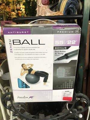 Brand new exercise ball for Sale in Montgomery, AL